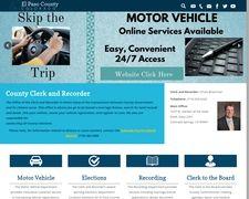 Clerkandrecorder.elpasoco.com