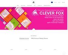 Cleverfoxplanner.com