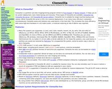 Clonezilla.org