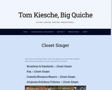 Closet Singer