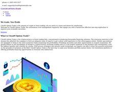 Cloud9optiontrade.com