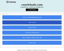 Coach4sale