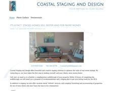 Coastal Staging And Design