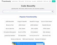 Code Beautify