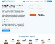 Collegepapersworld