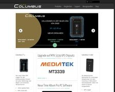 Columbus GPS