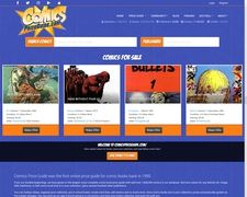 ComicsPriceGuide.com
