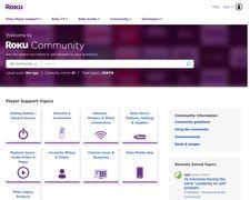 Community.roku.com