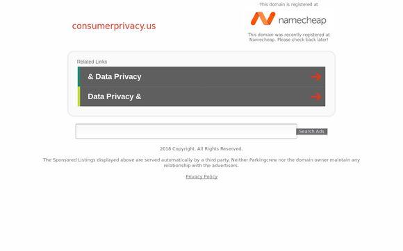 Consumerprivacy.us