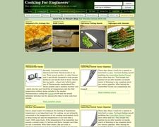 Cooking For Engineers
