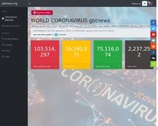 Coronavirus.gbtnews.org