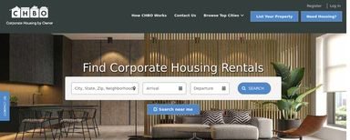 Corporatehousingbyowner.com