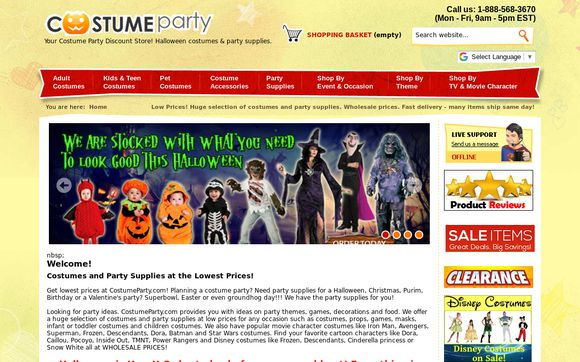 Costumeparty.com