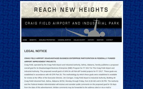 Craig Field Airport