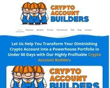 Crypto Account Builders