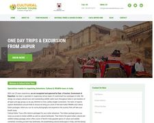 Cultural Safari Tours, Wildlife Tour Packages & Ranthambore Safari Booking