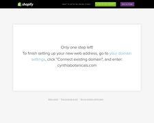 Cynthiabotanicals.com