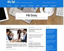 Financial Executives Daily