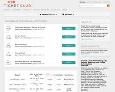 Darienlakeperformingartscenter.ticketclub.com