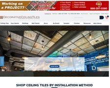 DecorativeCeilingTiles.net
