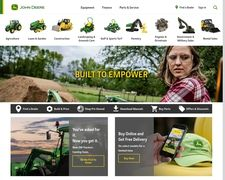 John Deere Agri Services