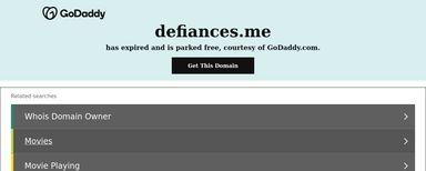 Defiances.me