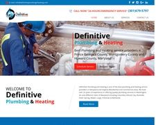 Definitiveplumbingnheating.com