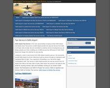 Delhiairporttaxiservice.com