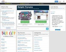 Delphi Forums Home