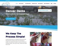 Dent Repair Denver