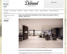 Desmondhotelsalbany.com