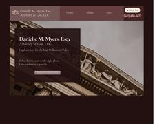 Danielle M. Myers, Esq.  Attorney at Law
