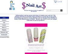 $ Nail Art