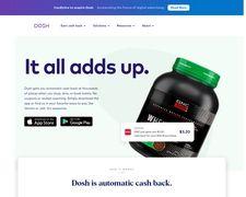 Dosh Cash Website