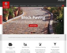 Driveway & Patio Contractors & Cleaning Company Cardiff
