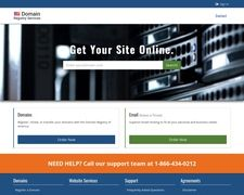 Domain Registery Service