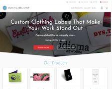 Dutch Label Shop