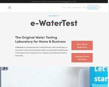 e-WaterTest