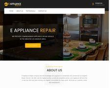 E Appliance Repair