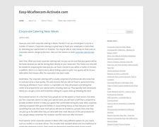 Easy-mcafeecom-activate.com