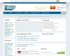 Easy Sports Tickets