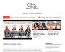 Ebabycarriers