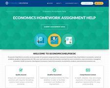 Economics Help Desk