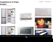 Congélateurs et Frigos designs