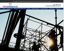 Edscaffolding.co.uk