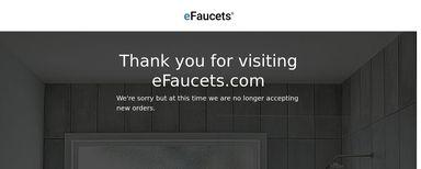 Efaucets Reviews 8 949 Of Com Sitejabber