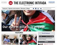 The Electronic Intifada