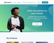 Elephant Auto Insurance Reviews - 1 Review of Elephant.com ...