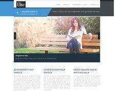 Elite Assignment Help Service UK