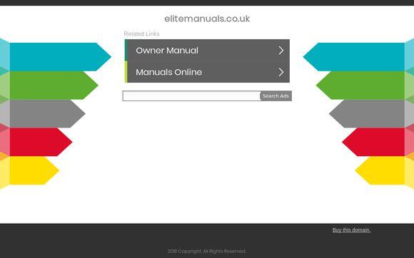 Elitemanuals.co.uk